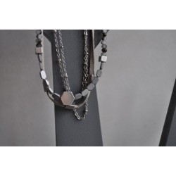 Ketting 'Soft Grey'