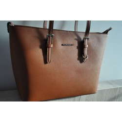 Flora & Co shopper 'cognac'
